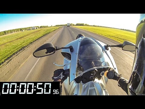 50 Seconds Wheelie On A Motorcycle - CBR600RR