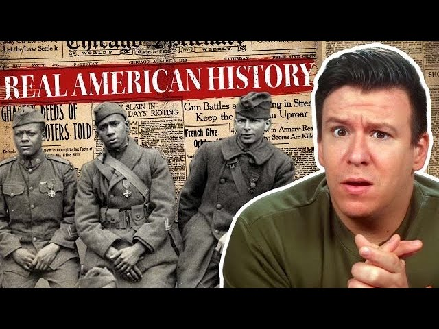 Real American History That Most US Schools Never Taught You #1 (Philip DeFranco #Shorts)