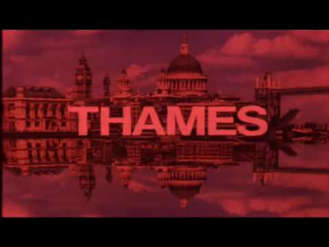 1970's Thames Television Logo  Time Stretched
