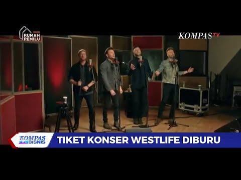 Warga Rela Antre Berjam-jam demi Tiket Konser Westlife Mp3