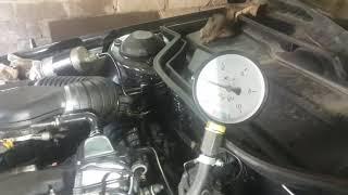 Давление масла двигателя ауди 100 с4 после замены маслонасоса и колец промвала