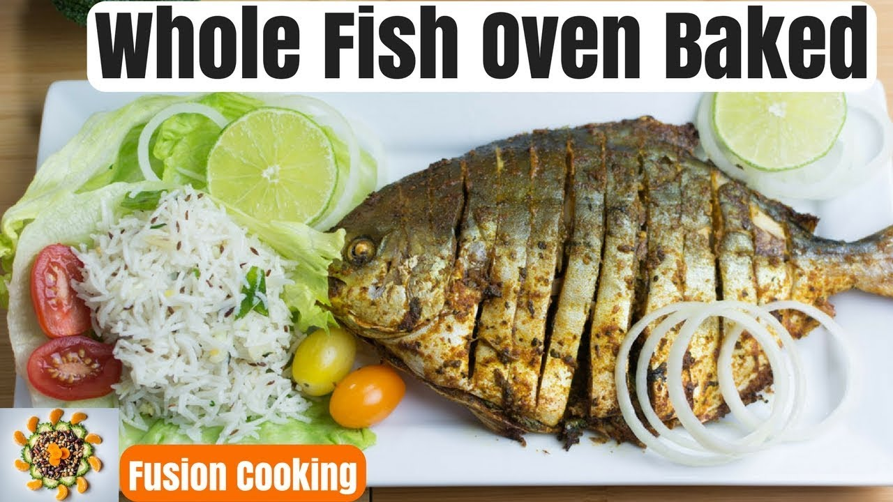 Thanksgiving whole fish recipe whole fish oven baked for Thanksgiving fish recipes