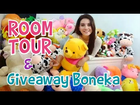 ROOM TOUR & GIVEAWAY!!