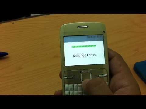 Nokia C3 Review en español