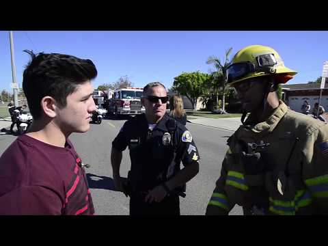 Every 15 Minutes: Anaheim High School 2016