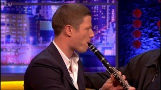 James Norton on The Jonathan Ross show
