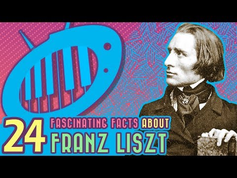 24 Fascinating Facts about Franz Liszt, the first Classical Superstar