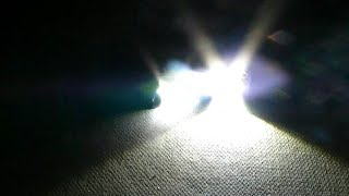 500 WATT LED 50,000 LUMEN MONSTER FLASHLIGHT