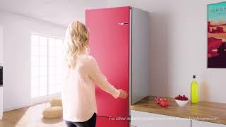 Bottom Freezer Fridge Vario Style