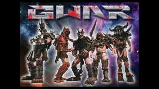 GWAR - Flesh Column Battle I, II, III, & IV