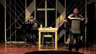 Brian Connolly of Faith Like Birds Ministries | Second Service | 10.11.2020