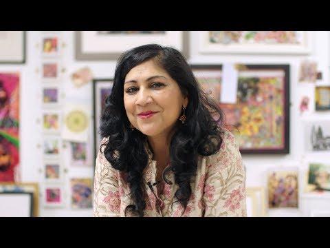 Chila Kumari Burman – 'Artists Turn Chaos into Order' | TateShots