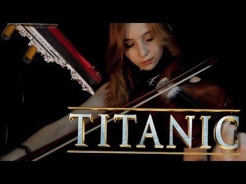 Titanic - My Heart will go on (VIOLIN VERSION) The Black Wooden Box