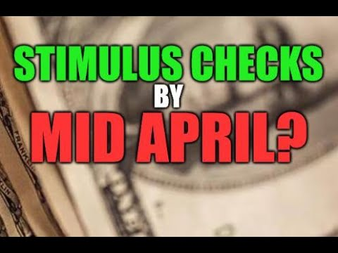 STIMULUS CHECKS BY MID-APRIL? WAL-MART POVERTY WAGES, ECONOMY STILL IN PERIL, DEBT MACHINE