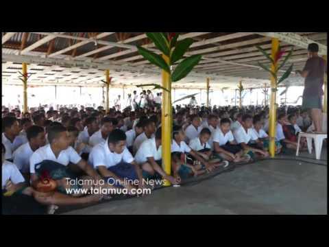 Talamua - Avele College Reopens