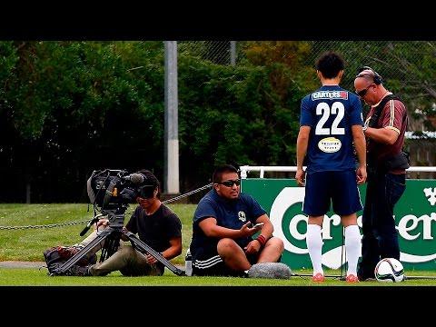 AFF - Auckland City FC Team Media Day