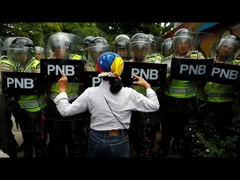 Violent hunger protests hit Venezuela