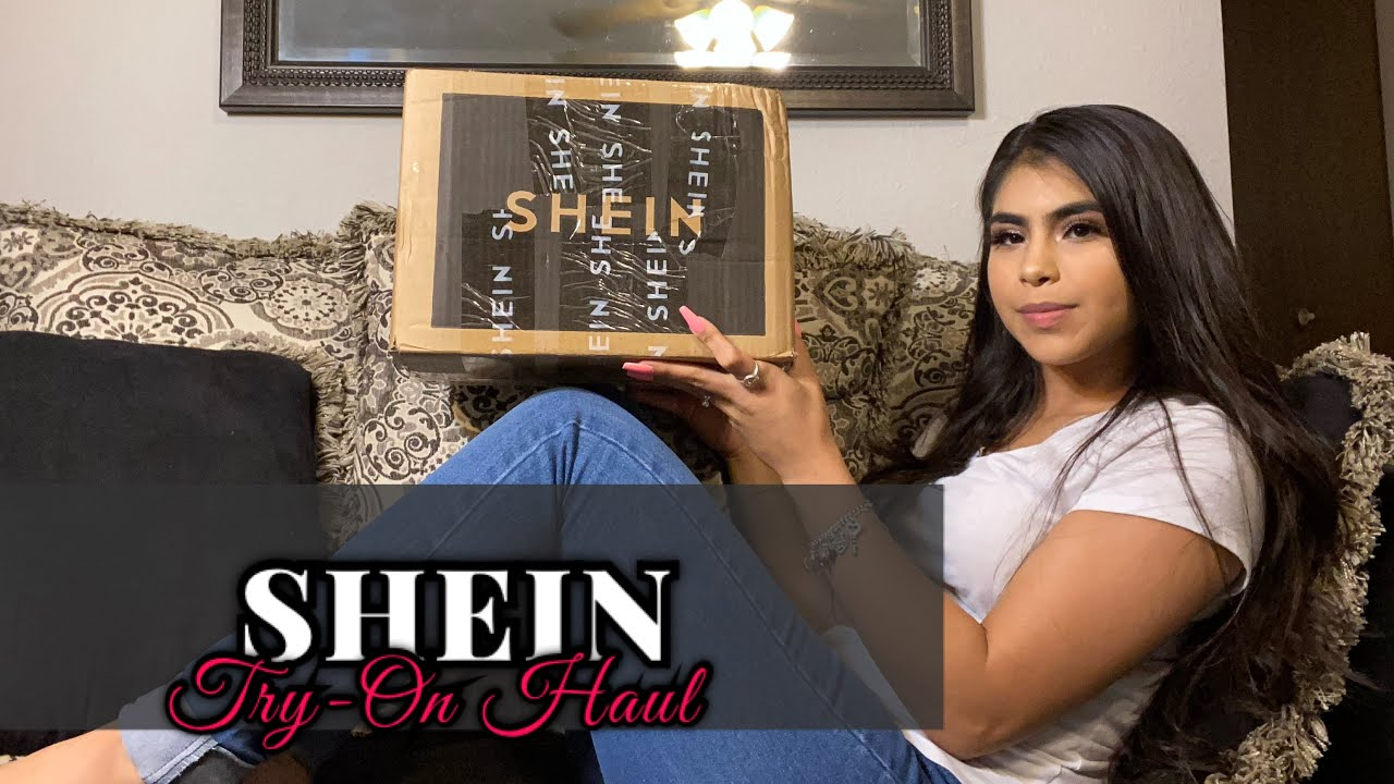 Shein Try On Haul