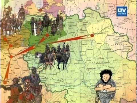 Idomioji Lietuvos Istorija - Krikscioniskoji Lietuva - Nuo Kriksto Iki Lucko 1387-1429