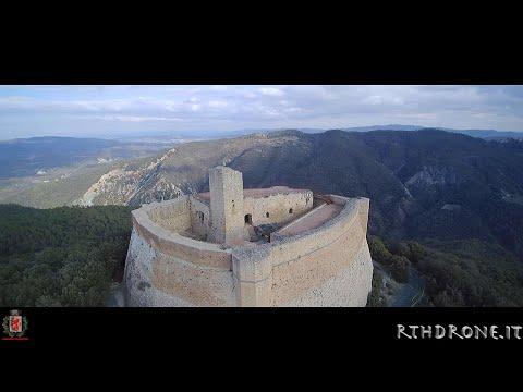 Un gioiello della Toscana: la Rocca Sillana vista dall'alto