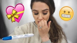 LIVE PREGNANCY TEST ON MY SON'S 2ND BIRTHDAY!!! | AM I PREGNANT | TTC BABY #2 | Liza Adele