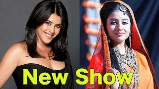 Paridhi Sharma in Ekta Kapoor New Show Meri Aashiqui Tumse Hi