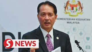 Noor Hisham: New Covid-19 cluster among hospital workers in Sarawak