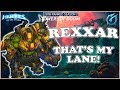 Grubby   Heroes of the Storm - Rexxar - That's My Lane! - HL 2018 S2 - Towers of Doom