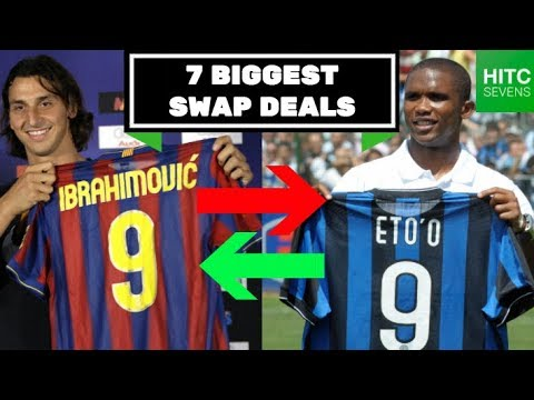 7 Biggest Player Swap Deals in History