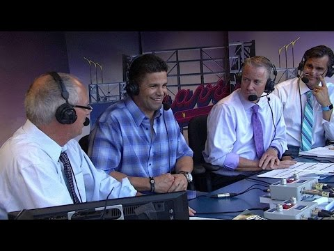 TB@ATL: Lopez talks about his history with the Braves