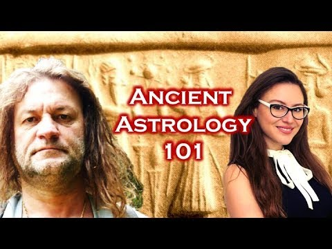 Introduction to Ancient Astrology 101 with Rumen Kolev & Astrolada
