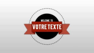Template Intro 2D #1 Free Download l Sony Vegas Pro 12