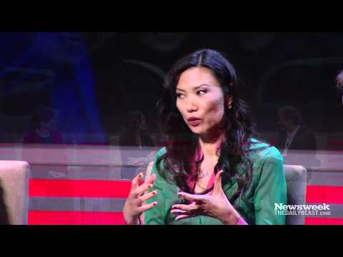 Wendi Murdoch: Rupert Hasn't Learned Chinese