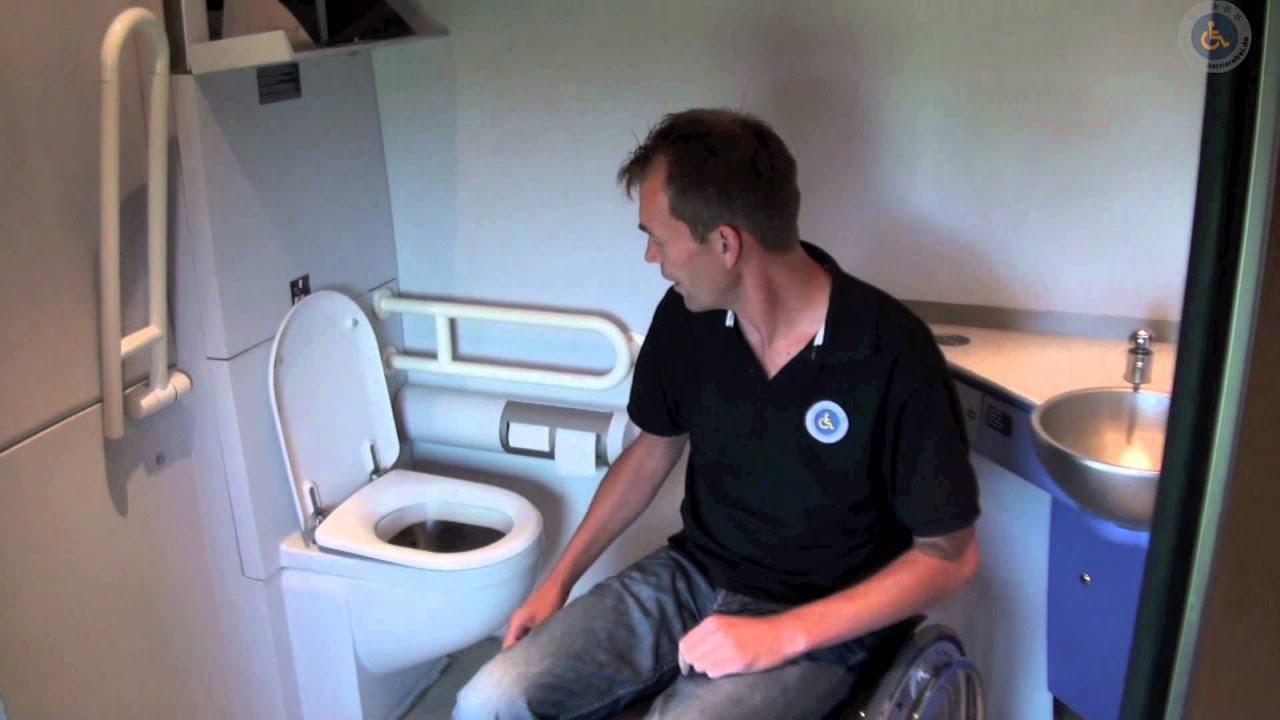 ice rollstuhl wc youtube. Black Bedroom Furniture Sets. Home Design Ideas