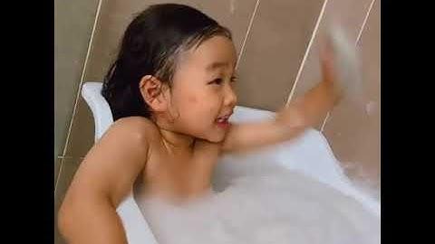올로르 / 거품목욕/버블바스 /입욕제 /유아거품목욕