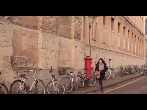 Maudy Ayunda - My Student Life at Oxford 2016
