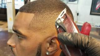 Simple Steps to a Clean Bald Fade