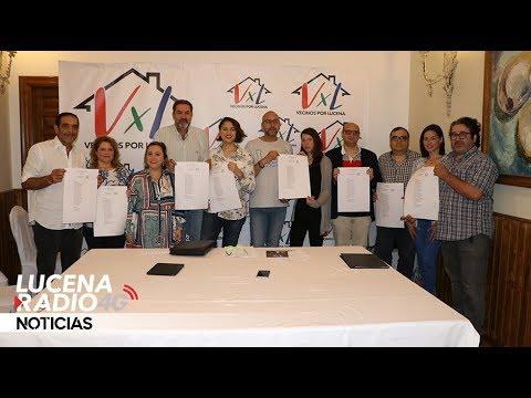 VÍDEO: Vicente Dalda presenta la campaña de Vecinos x Lucena a las Municipales