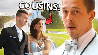 She hated her wedding so she married her cousin!?