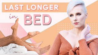 Use your (lizard) brain to last longer in bed