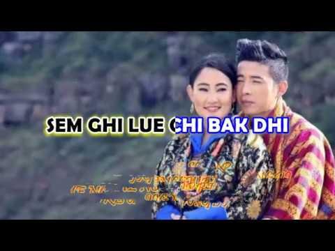 SEM GHI LUE CHI BAK DHI   SERTSHO   KARAOKE LYRIC VIDEO