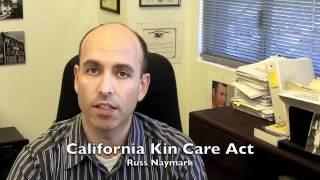 Cal Kin Care Act 3 R Naymark