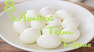 Gambar cover 8 Manfaat Telur Rebus Bagi Kesehatan!!!