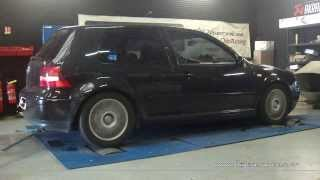 Reprogrammation Moteur VW Golf 4 1.9 tdi 150cv @ 189cv Digiservices Paris 77183 Dyno