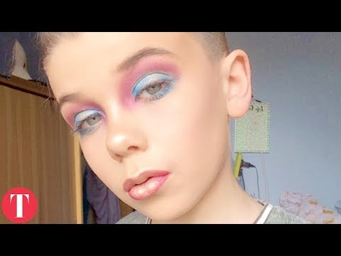 Download Youtube: 10 Kids Who Do Makeup BETTER THAN YOU