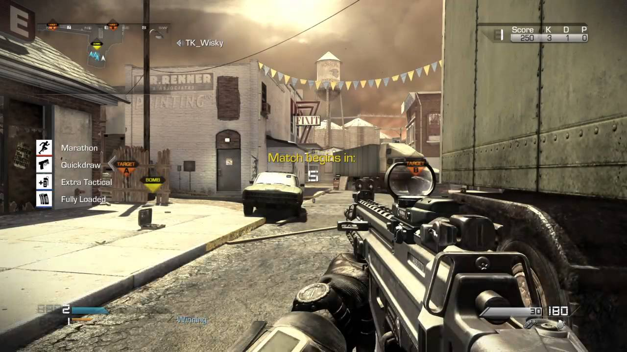 how to make a clan in ghosts