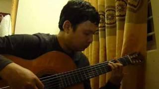 Bản tình ca mùa Đông - Lê Hùng Phong - Guitar solo