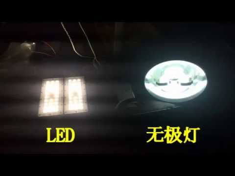 Led Light And Induction Lamp