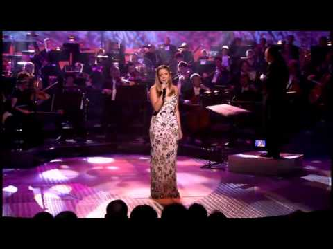 Charlotte Church  Carrickfergus  ENCHANTMENT  from Cardiff, Wales