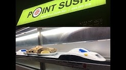 Point Sushi bullet train sushi bar calgary